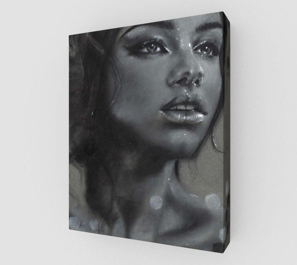 Image of Foxtrot Canvas Print