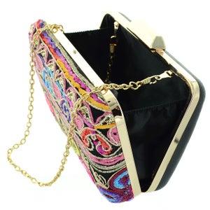 Image of Bohemian Box Clutch