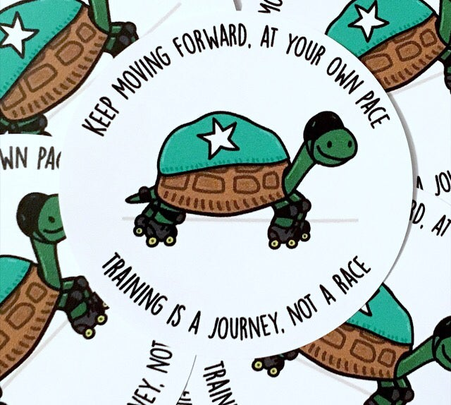 Image of PMA Tort Sticker
