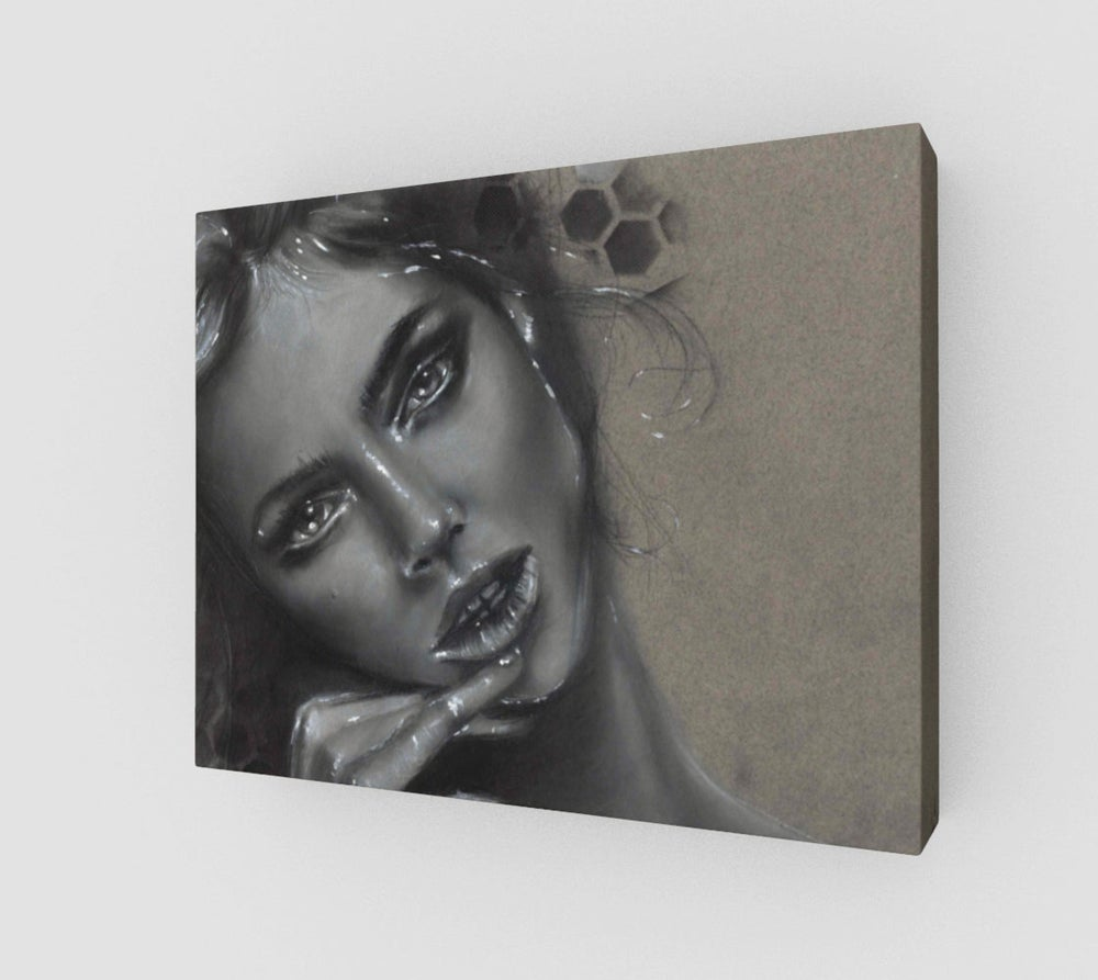 Image of Delta Canvas Print