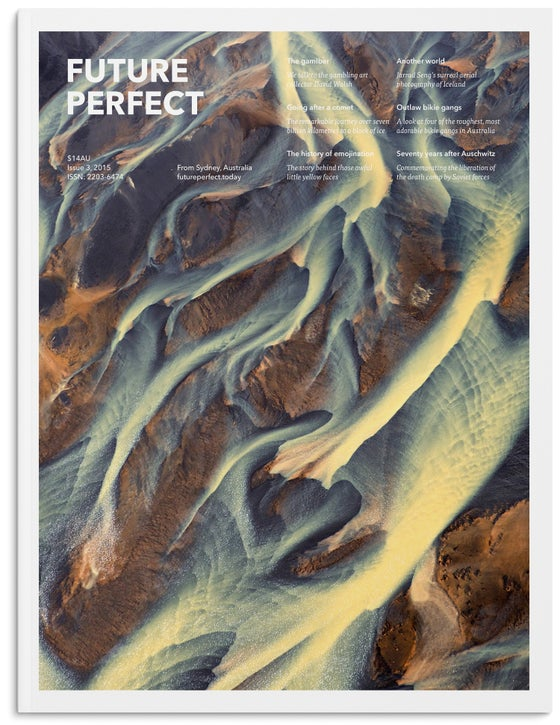 Image of Future Perfect Issue 3