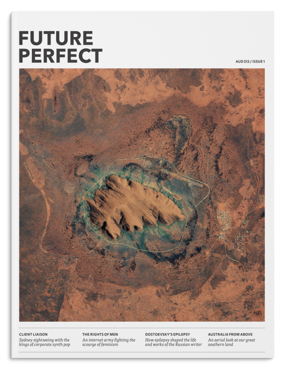 Image of Future Perfect Issue 1