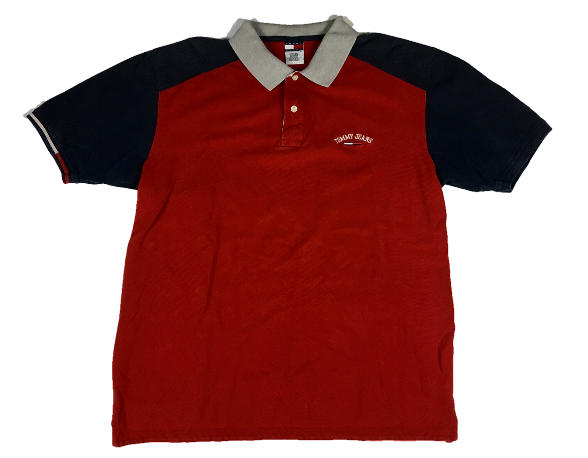 Image of Vintage Tommy Jeans Polo shirt
