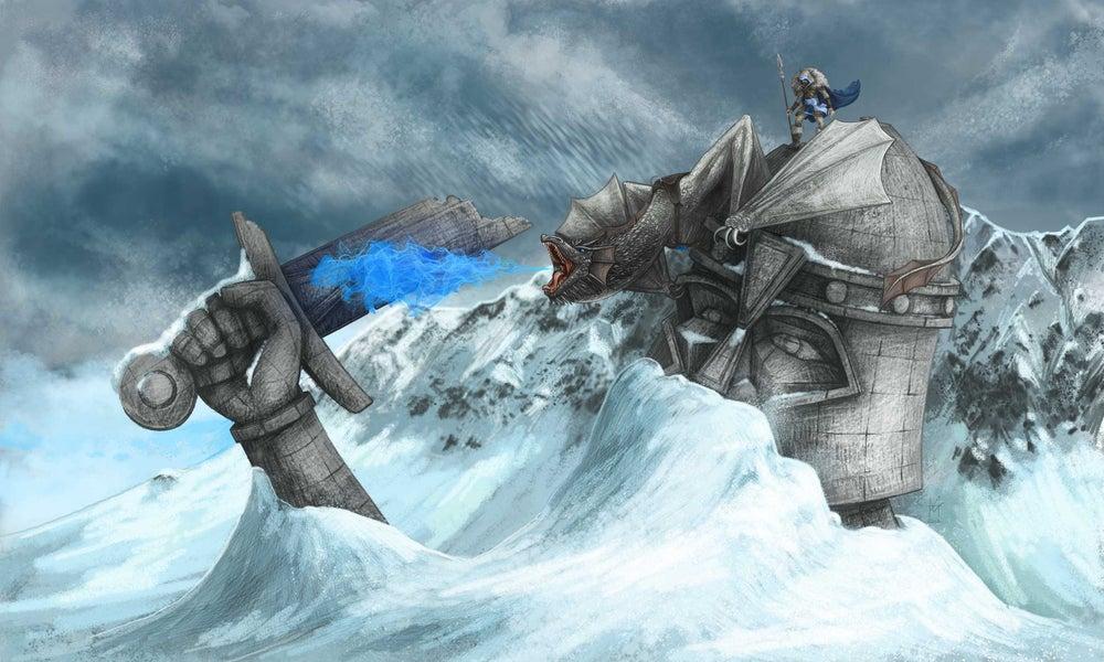 Image of Ice Dragon