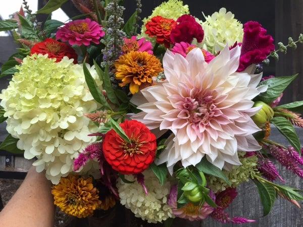 Image of Field to Vase Arrangement $75.00
