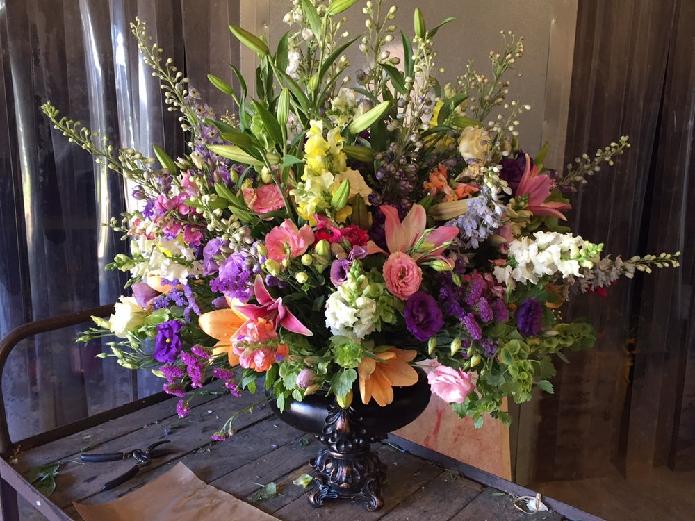 Image of Whitton Farms Deluxe Centerpiece