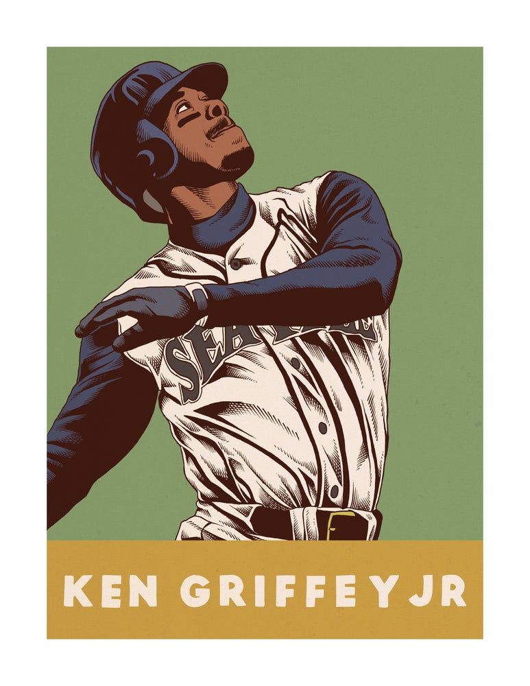 Image of Ken Griffey Jr.