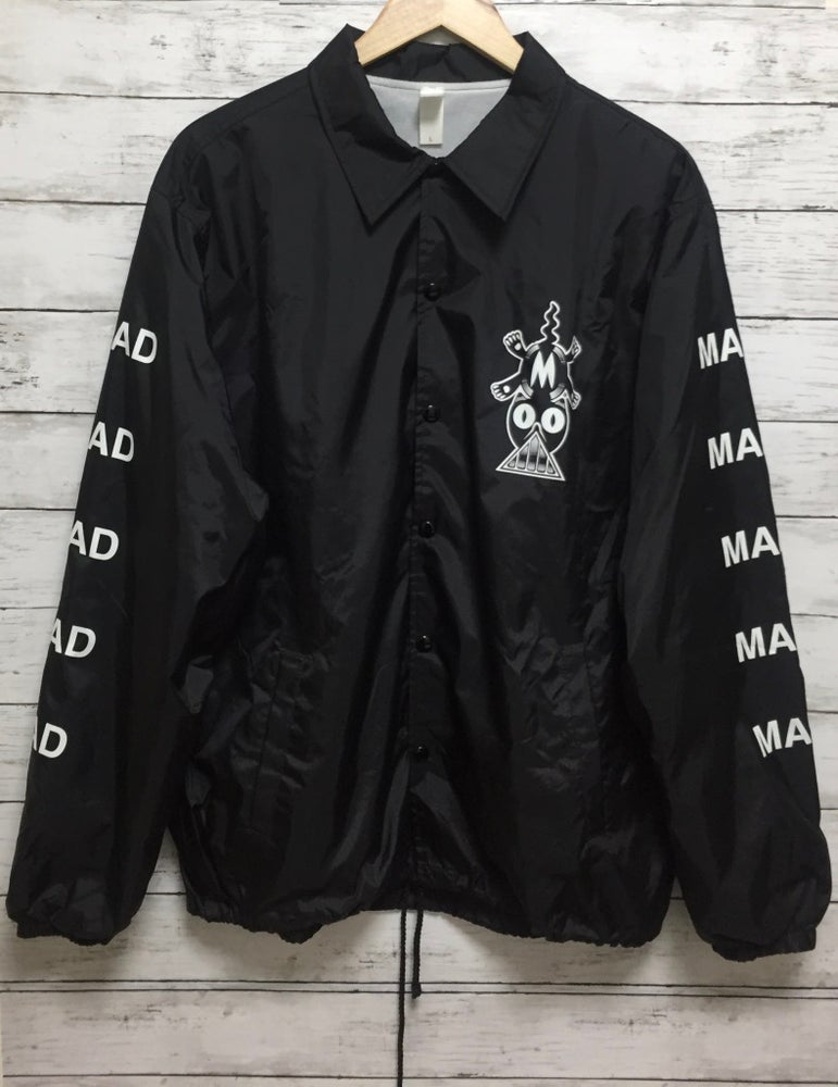 "Image of Undercover Mad Store Exclusive Vintage ""Mad"" coach jacket"