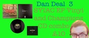 Image of Dan Deal 3! SYIAC Vinyl and Champions CD