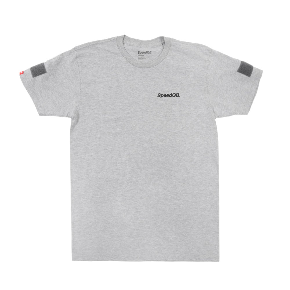 Image of Vertical T-Shirt - H. Grey