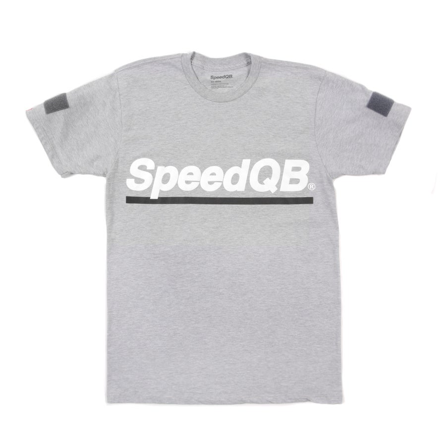 Image of Underscore T-Shirt - H. Grey