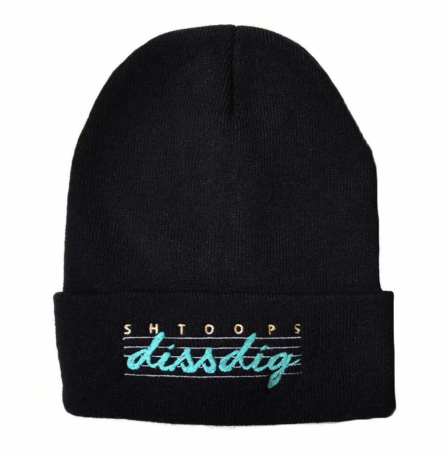 Image of Unsolved mysteries beanie