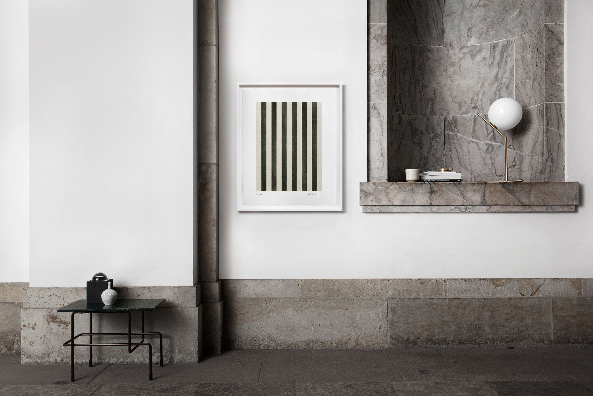 Image of Blinds No. 5