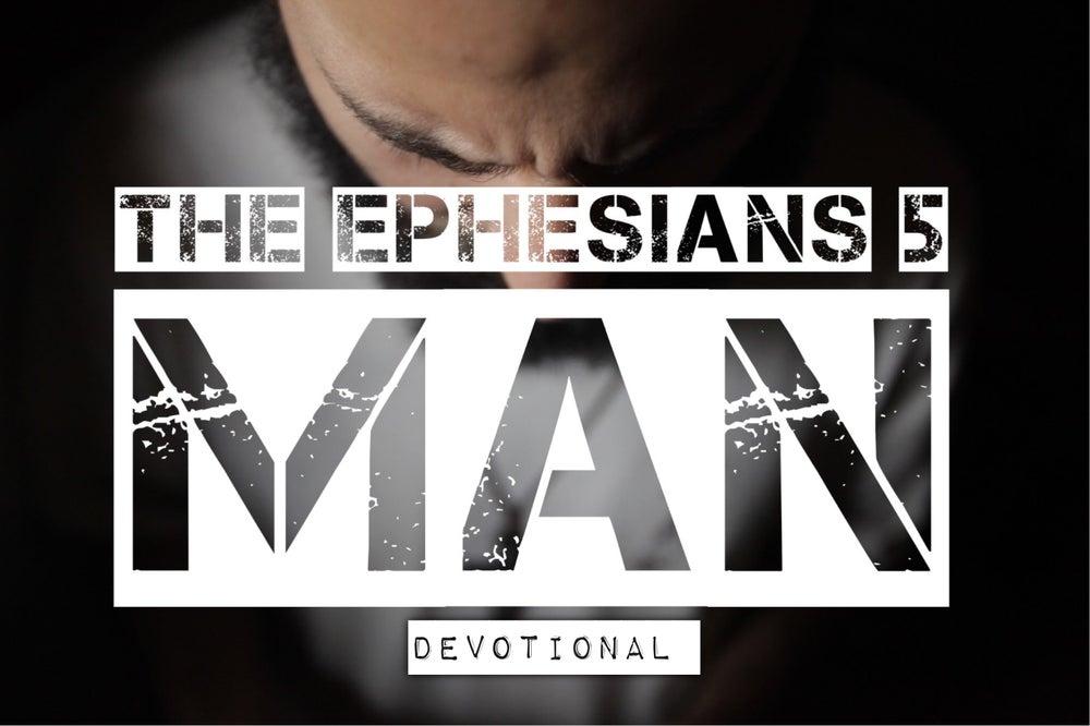 Image of Ephesians 5 Man Devotional
