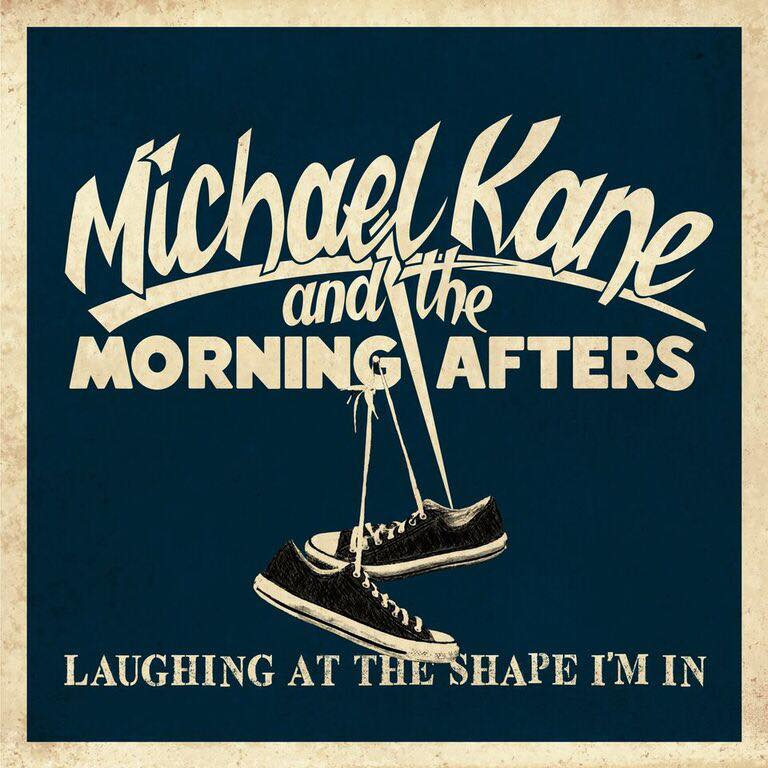 "Image of Michael Kane & The Morning Afters - Laughing at the Shape I'm In 7"" EP or combo pack"