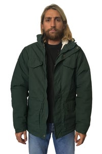 Image of The Romper Jacket <br /> Green
