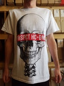 Image of PRSPCT 'HC Skull On Grey' T-Shirt (SH22)
