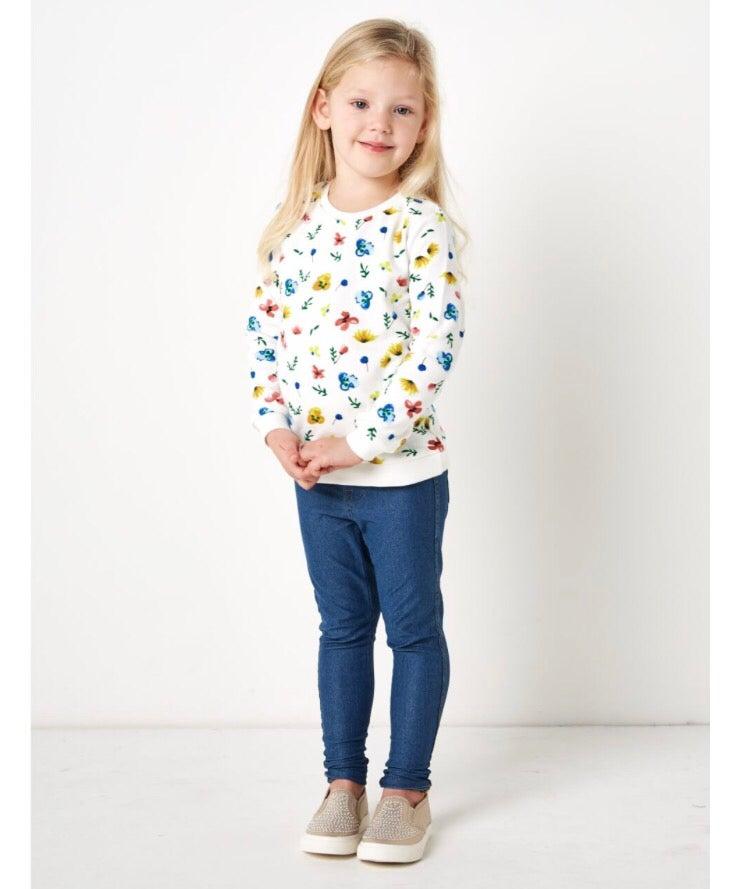 Image of Flower jumper