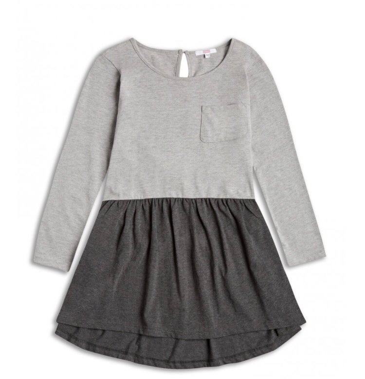 Image of Grey Tammie dress