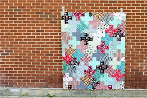 Image of Arithmetic Quilt PAPER Pattern