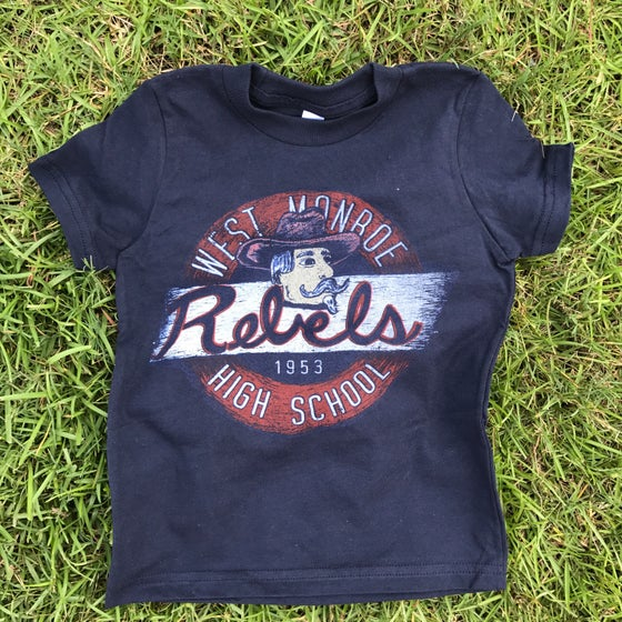 Image of Youth Rebel Short Sleeve Tee