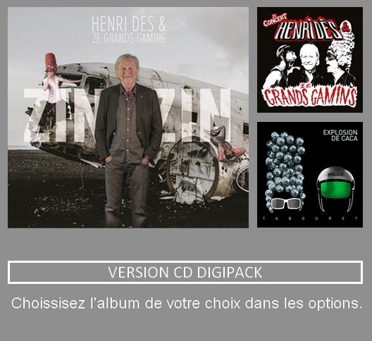 Image of Albums CD Digipack