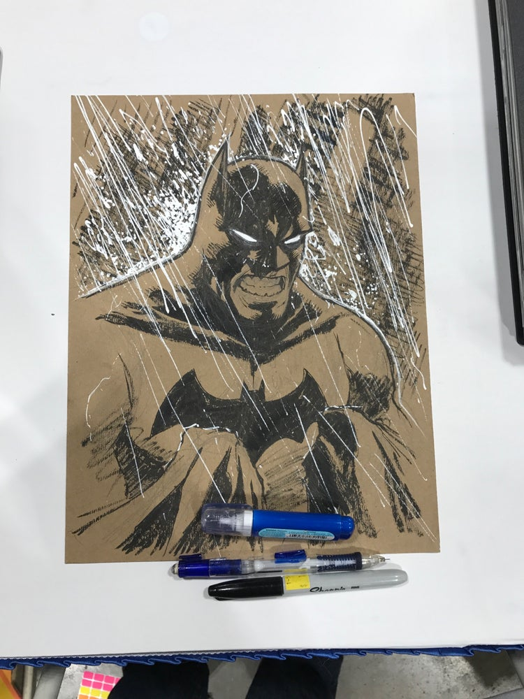 Image of Batman Storm