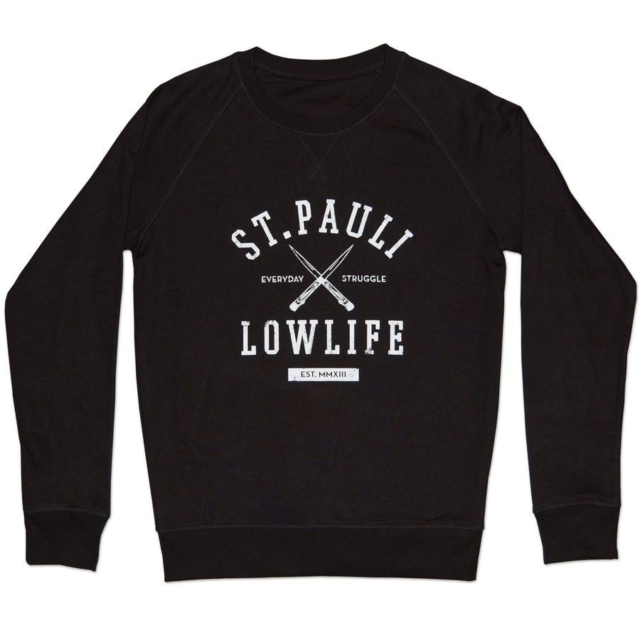 Image of Struggle Sweater // Unisex // schwarz
