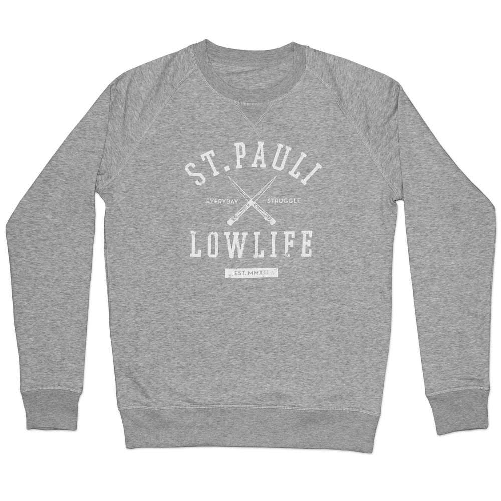 Image of Struggle Sweater // Unisex // grau