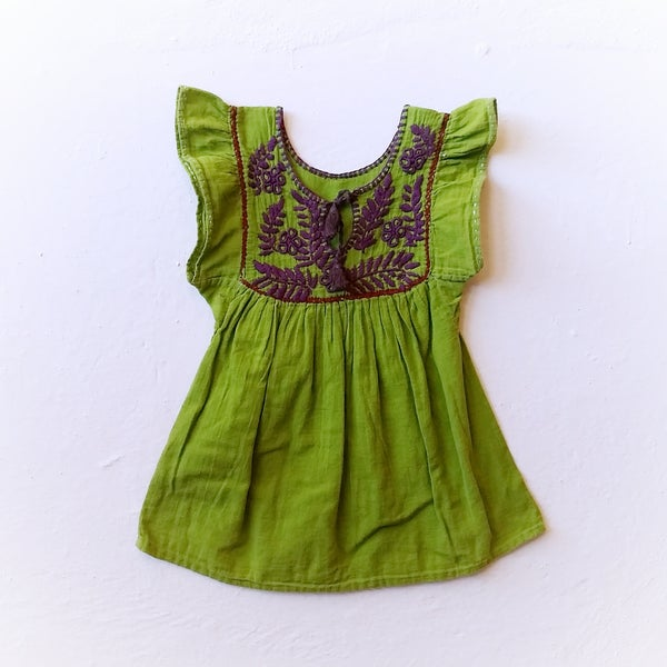 Image of Organic Woodland Dress