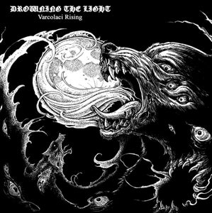 "Image of *PRE-ORDER* Drowning the Light - ""Varcolaci Rising"" CD"