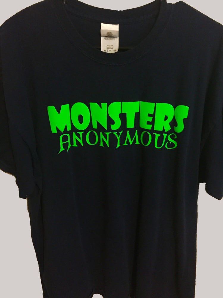Image of Monsters Anonymous T-Shirt Design 2 *Price includes S&H