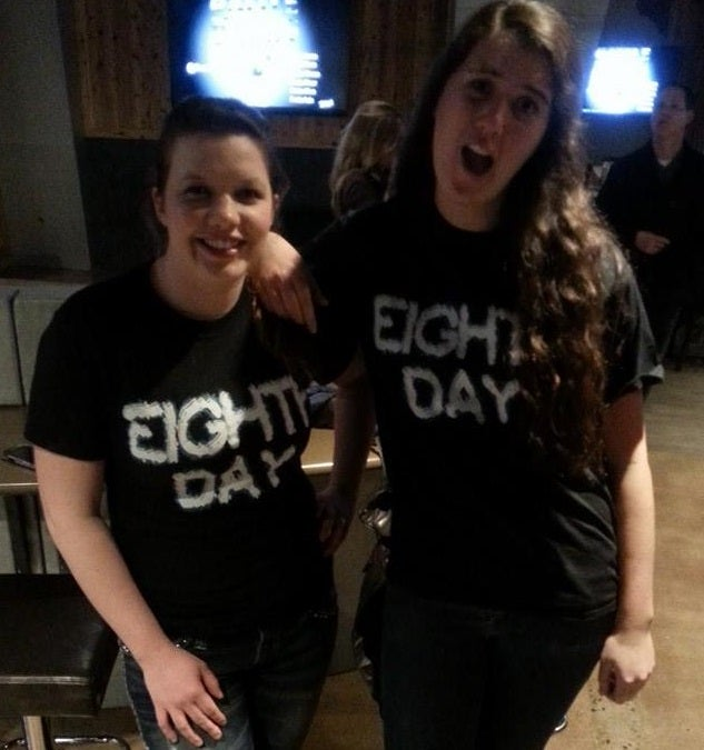 Image of Eighth Day T-Shirt