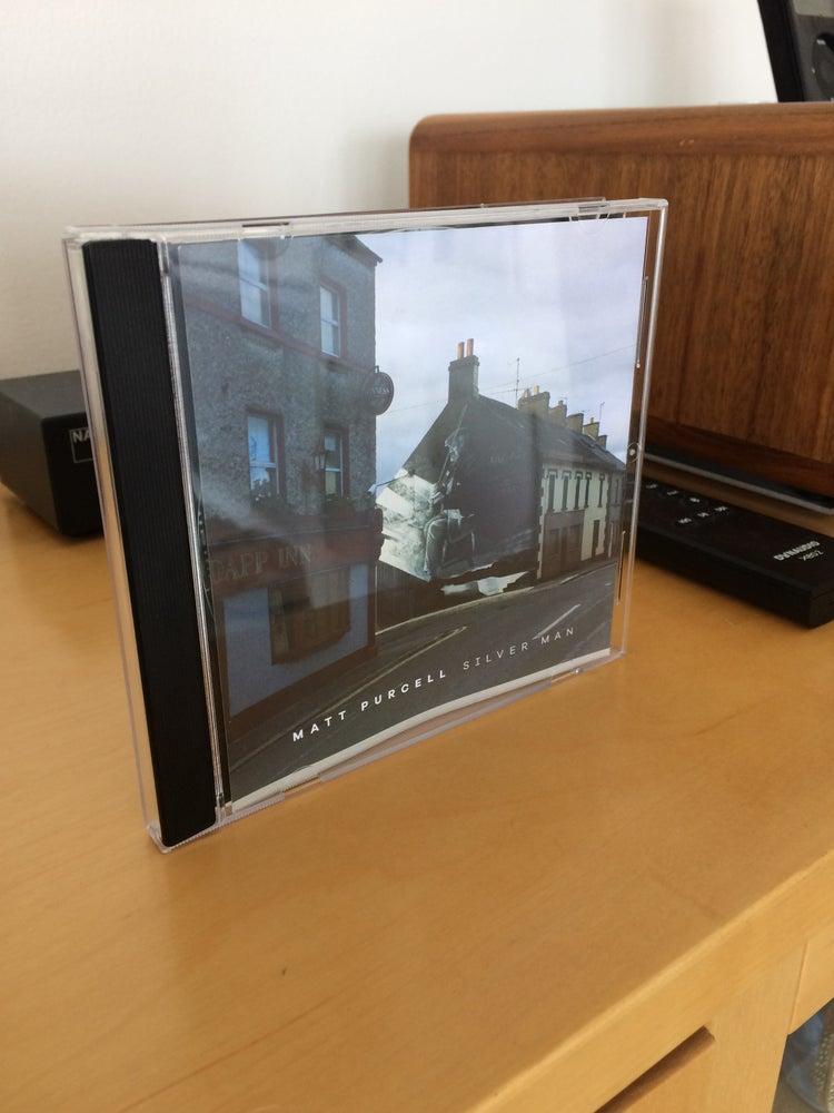 Image of Matt Purcell - Silver man (CD)