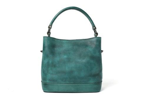 Image of Handmade Full Grain Leather Tote Bag, Women Designer Handbags, Satchel Bag WF82