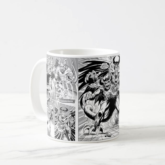 Image of Demon Mug