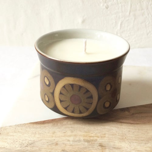 Image of Vintage Ceramic Scented Candles