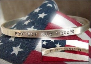 "Image of ""Protect Our Troops"""