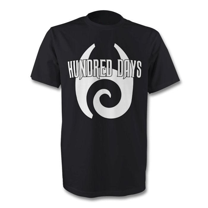 Image of Hundred Days Logo T-Shirt