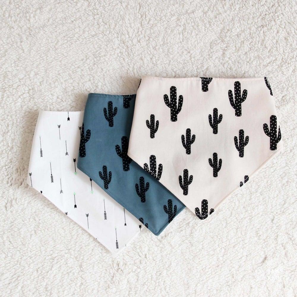 Image of ♡ NEW ♡ Bavoirs bandanas de dentition - coloris au choix