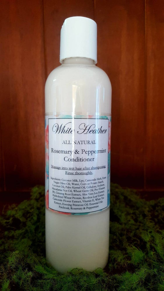 Image of Rosemary & Peppermint Conditioner