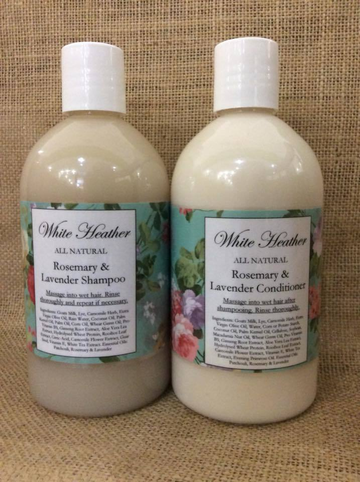 Image of Rosemary & Lavender Conditioner