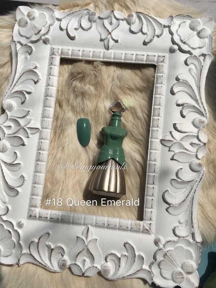Image of Queen of Gel Japanese gel polish #16-20