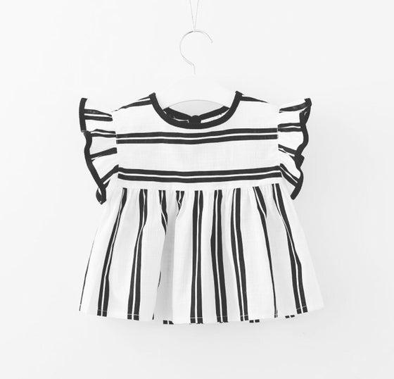 Image of Ruffle blouse