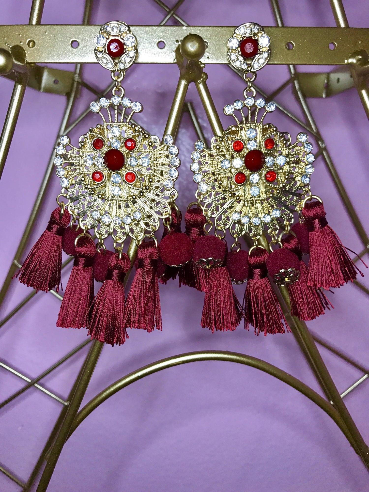 Image of Isabella Earrings