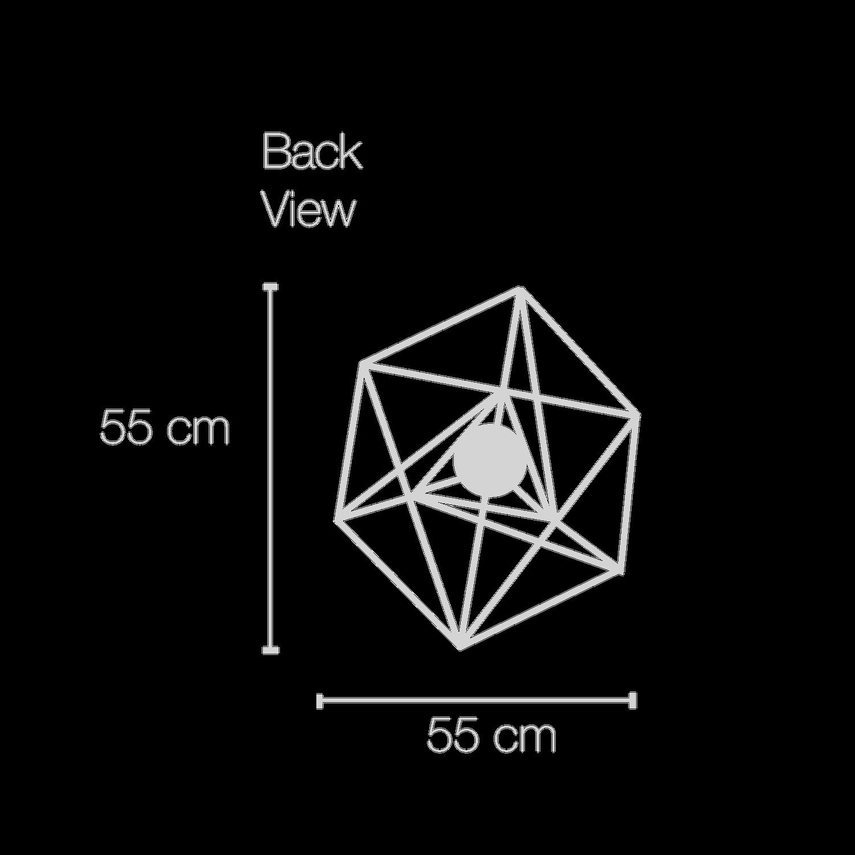 Image of HEMMI-ICOSAHEDRON (HI 01)