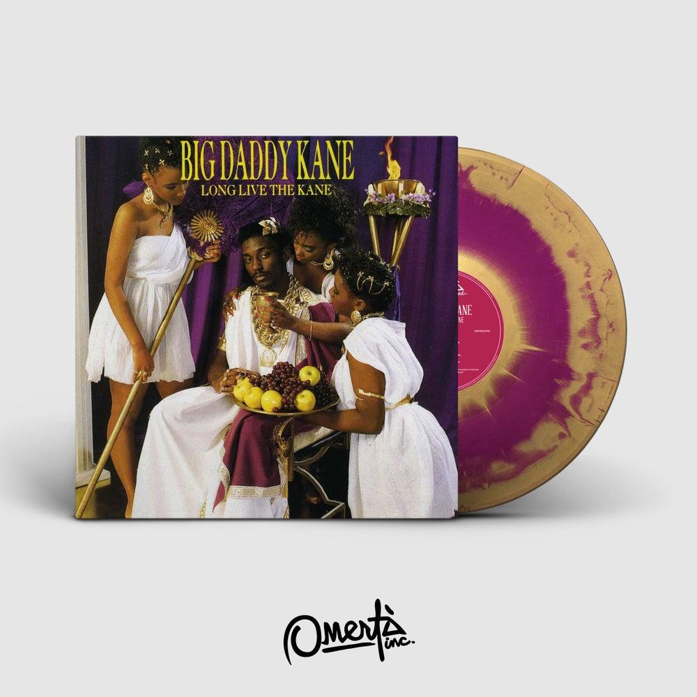 Image of Big Daddy Kane - Long Live the Kane [LP] OMINC010