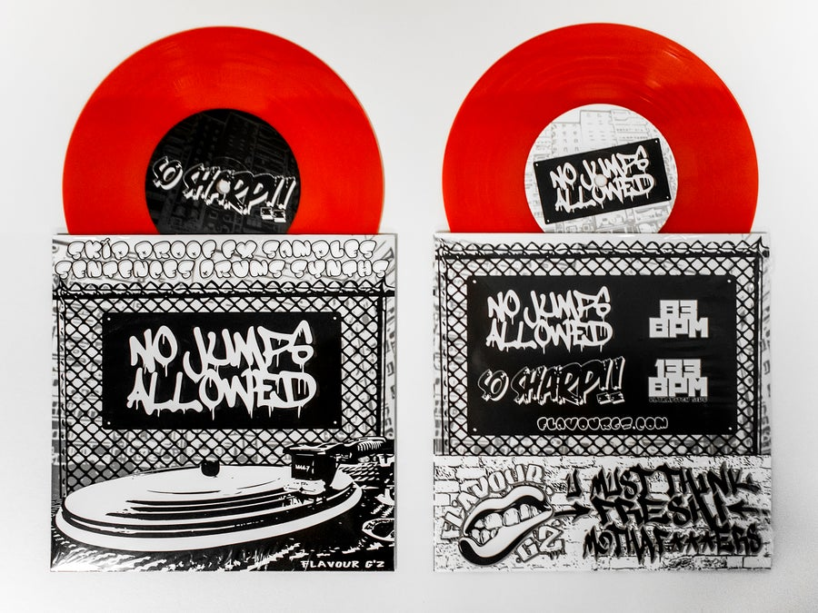 Image of No Jumps Allowed 7''