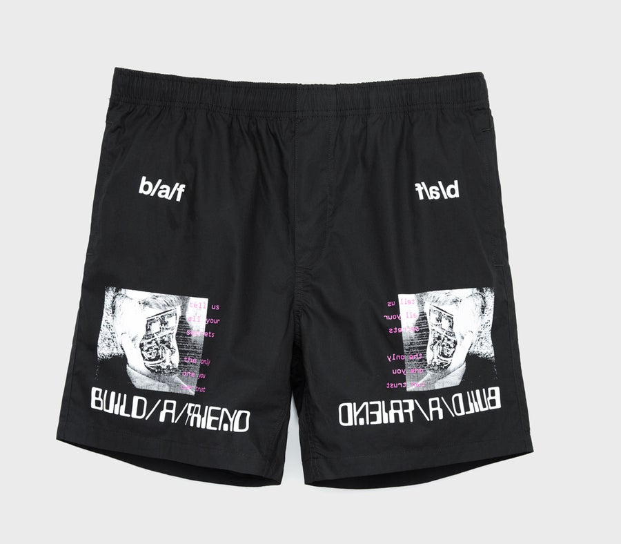 Image of Face/Off shorts