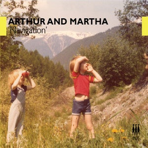 Image of Bot4 - Arthur and Martha - Navigation CD